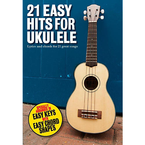 Music Sales 21 Easy Hits For Ukulele thumbnail