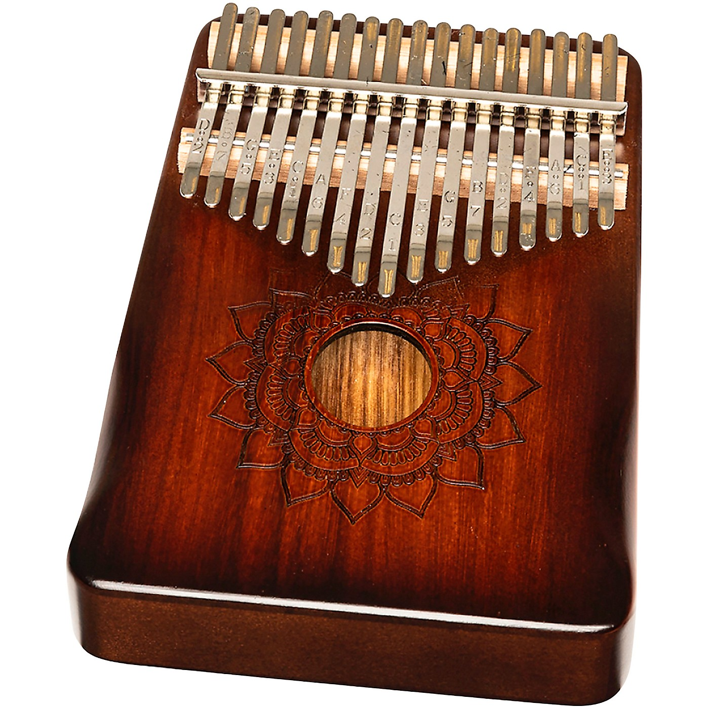 Stagg 21 Note Professional Electro-Acoustic Kalimba thumbnail