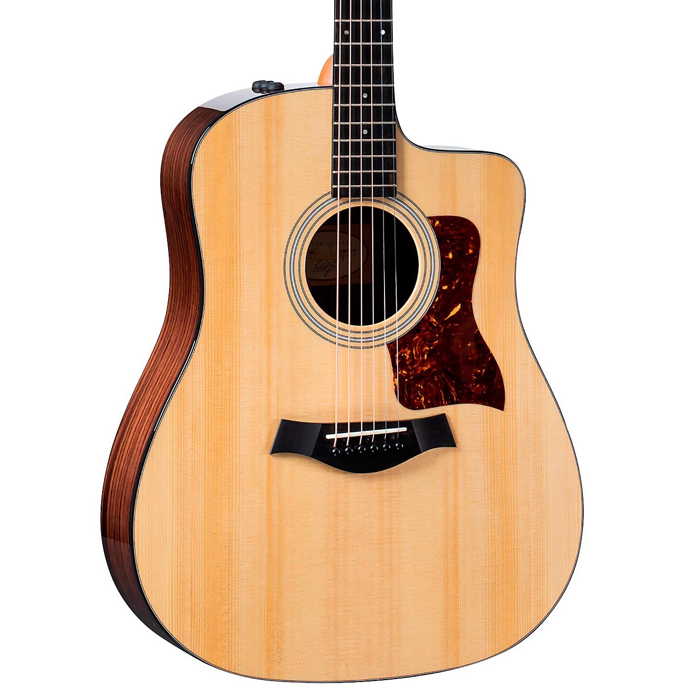 Taylor 210ce Plus Dreadnought Acoustic-Electric Guitar thumbnail