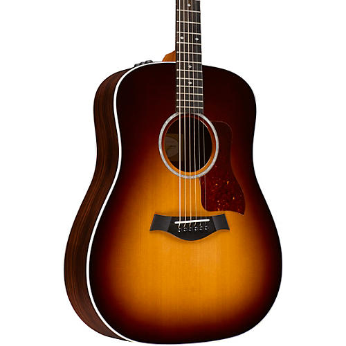 Taylor 210e Deluxe Dreadnought Acoustic-Electric Guitar thumbnail