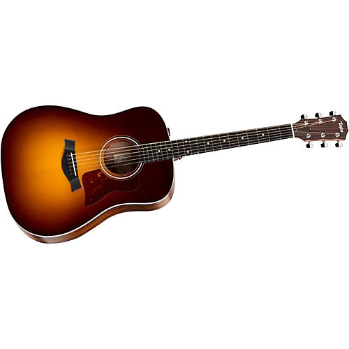 Taylor 210e Rosewood/Spruce Dreadnought Acoustic-Electric Guitar thumbnail
