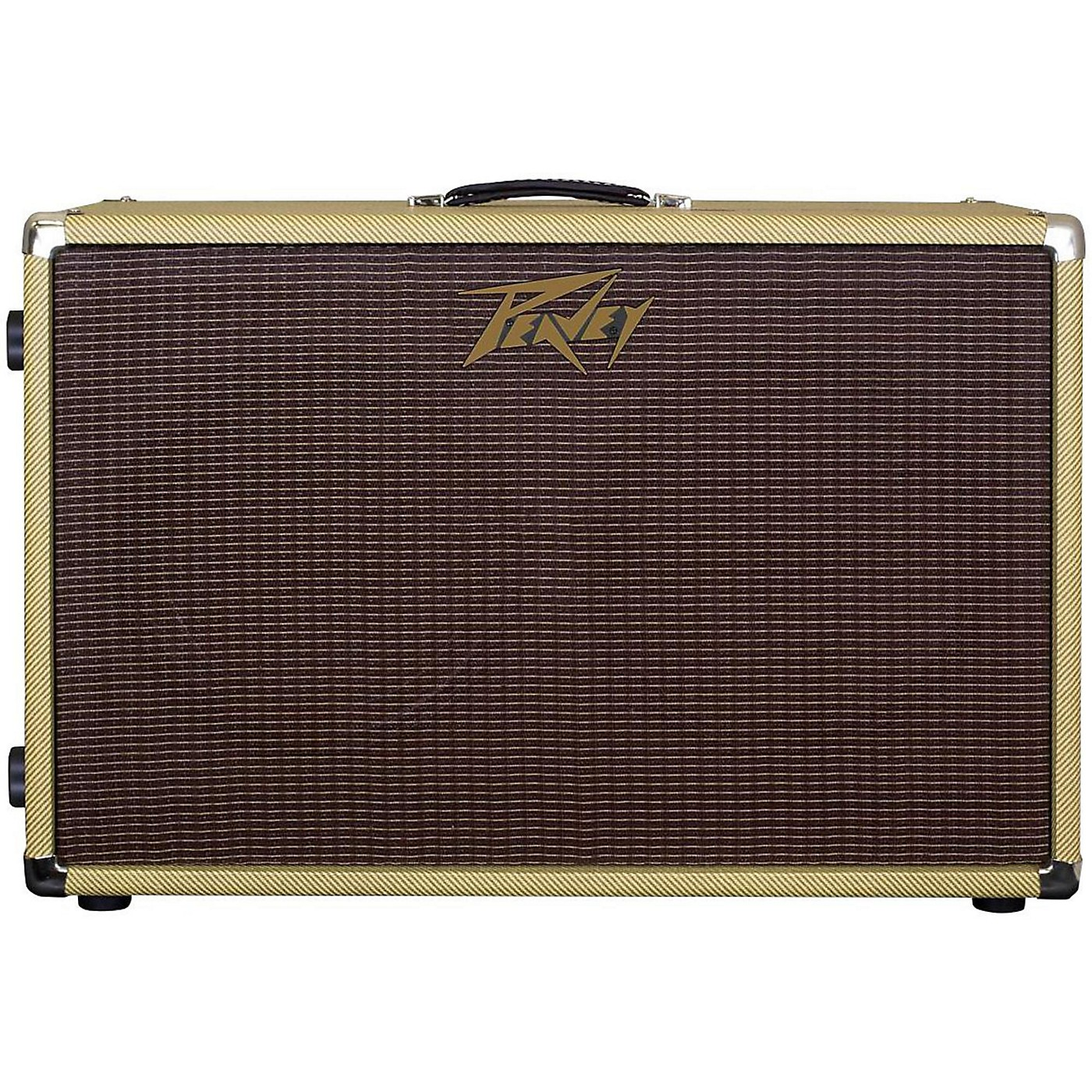 Peavey 212-C 60W 2x12 Guitar Speaker Cabinet thumbnail