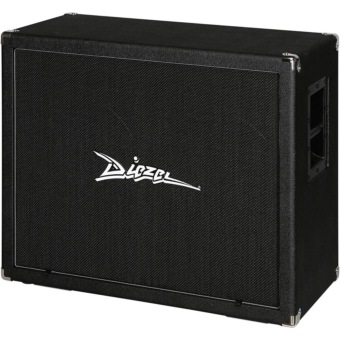 Diezel 212FK 200W 2x12 Front-Loaded Guitar Speaker Cabinet thumbnail