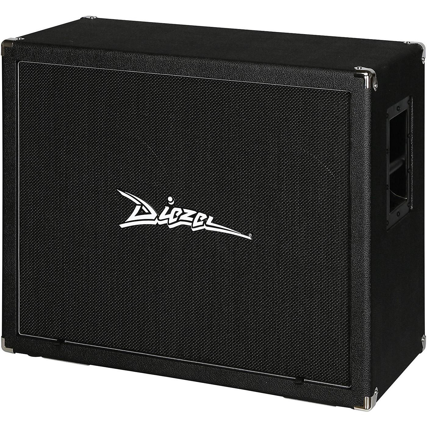 Diezel 212FV 120 2x12 Front-Loaded Guitar Speaker Cabinet with Celestion Vintage 30s thumbnail