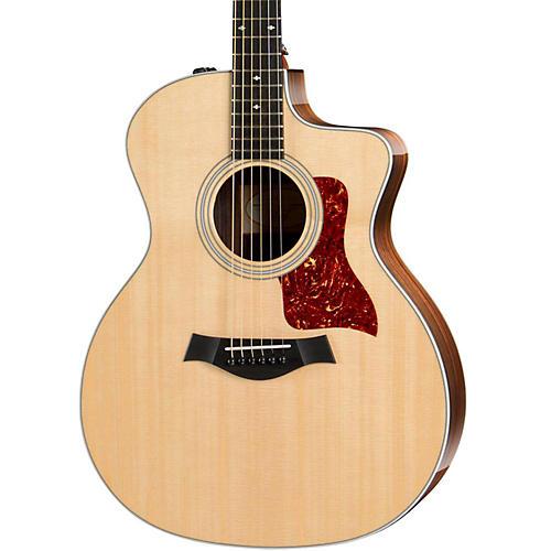 Taylor 214ce DLX Grand Auditorium Acoustic-Electric Guitar thumbnail