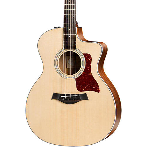 Taylor 214ce Grand Auditorium Acoustic-Electric Guitar thumbnail