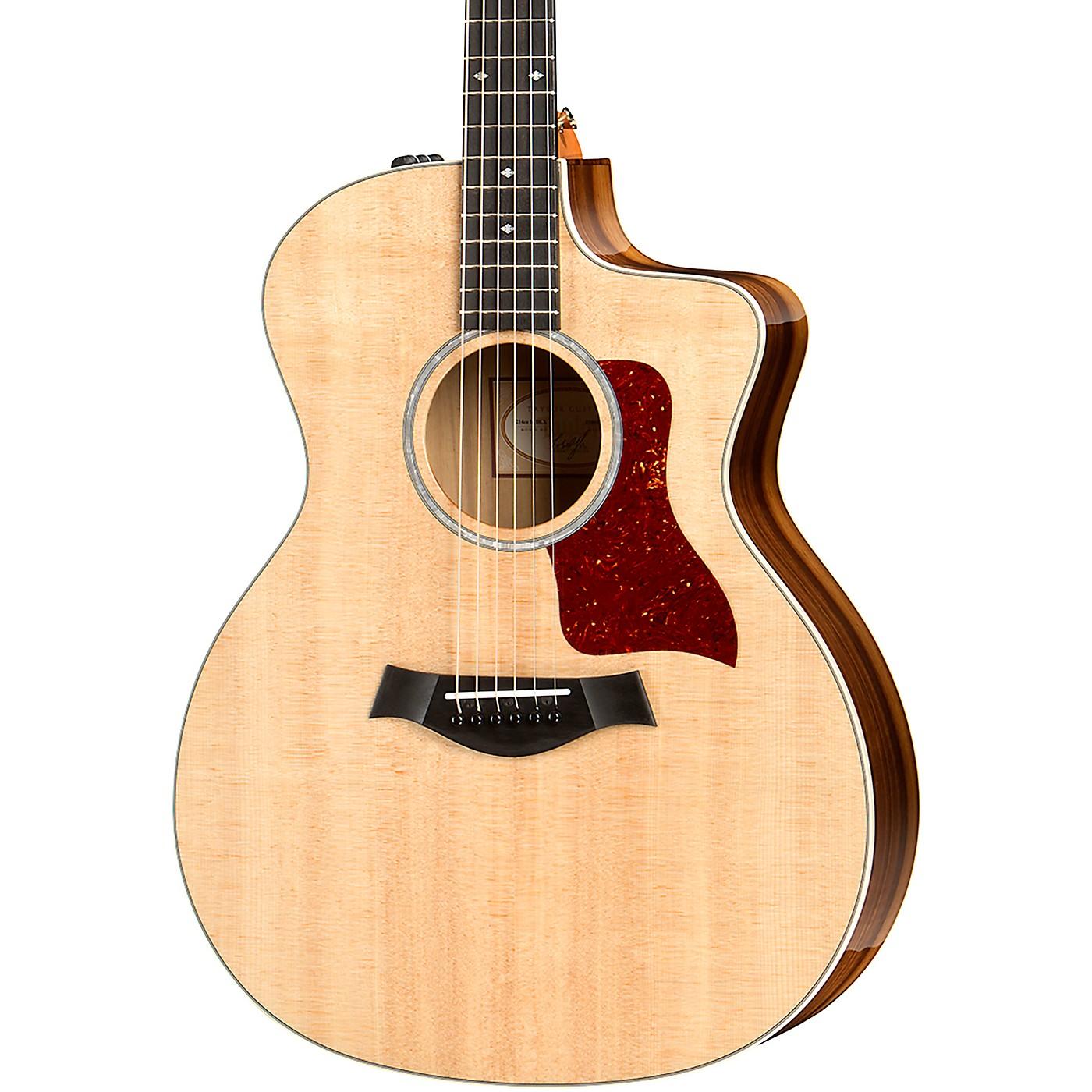Taylor 214ce-K DLX Grand Auditorium Acoustic-Electric Guitar thumbnail
