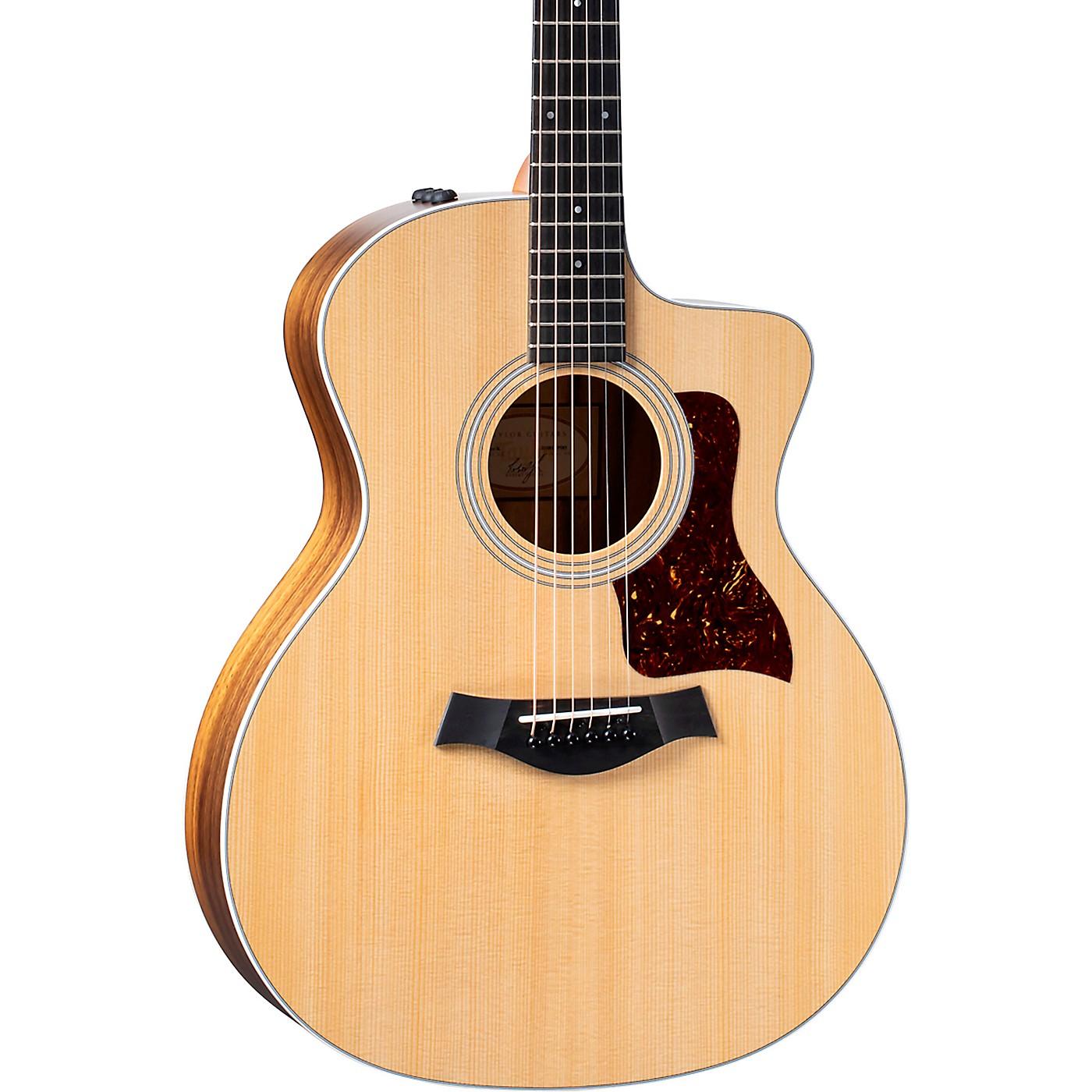 Taylor 214ce-K Grand Auditorium Acoustic-Electric Guitar thumbnail