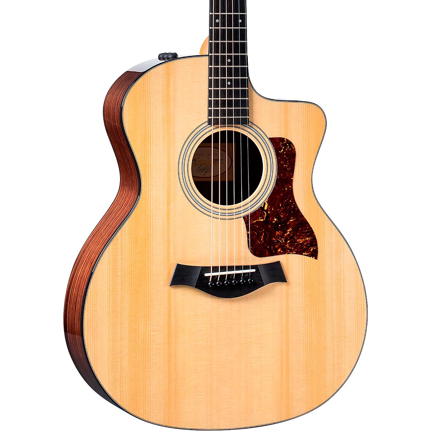 Taylor 214ce Plus Grand Auditorium Acoustic-Electric Guitar thumbnail