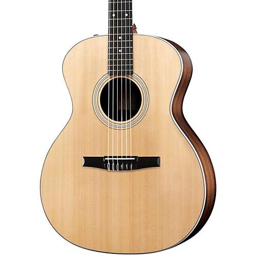 Taylor 214eN Rosewood/Spruce Nylon String Grand Auditorium Acoustic-Electric Guitar-thumbnail