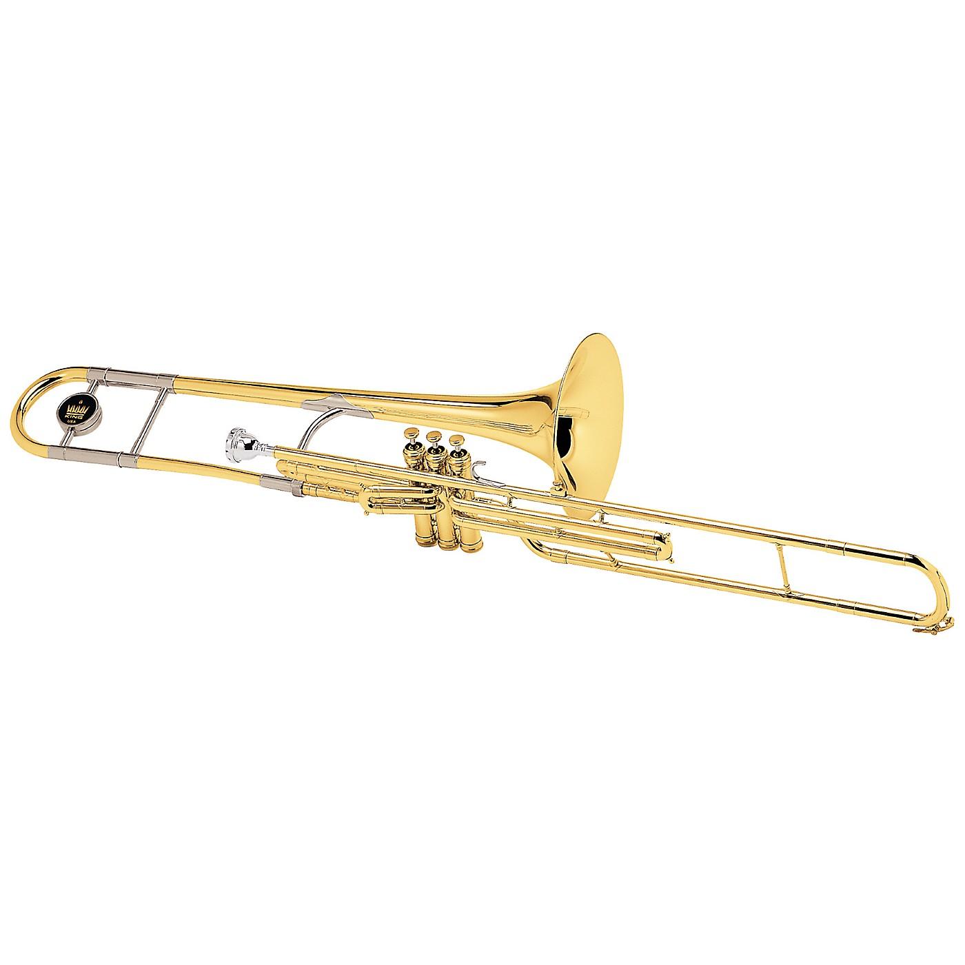 King 2166 3B Valve Trombone thumbnail