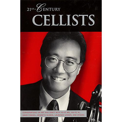 String Letter Publishing 21st-Century Cellists String Letter Publishing Series Softcover Written by Various Authors thumbnail