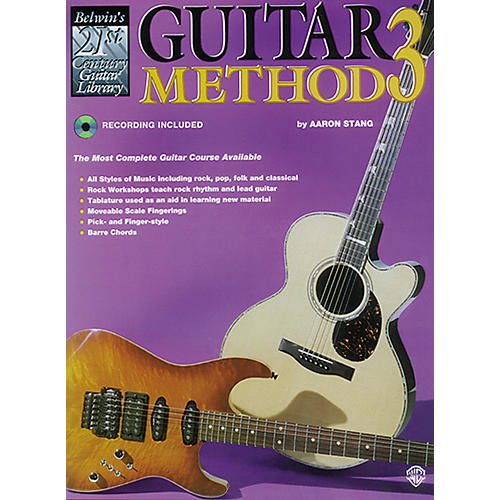 Alfred 21st Century Guitar Method 3 Book/CD thumbnail