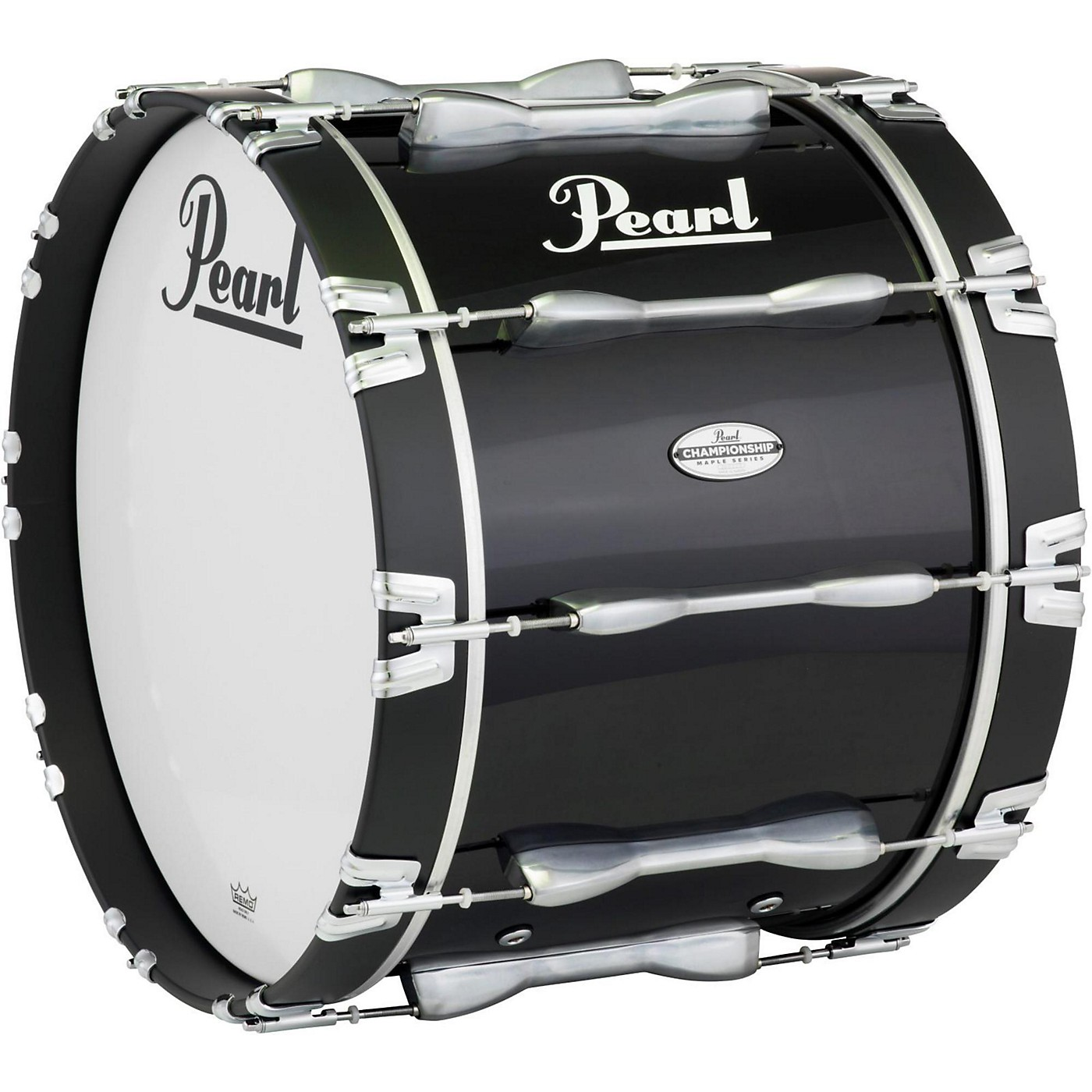 Pearl 22 x 14 in. Championship Maple Marching Bass Drum thumbnail
