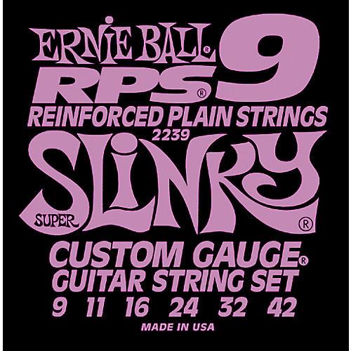 Ernie Ball 2239 Super Slinky RPS 9 Electric Guitar Strings thumbnail