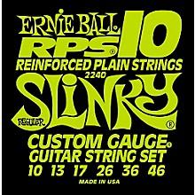 Ernie Ball 2240 Regular Slinky RPS 10 Electric Guitar Strings