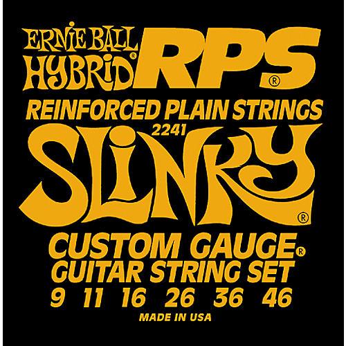 Ernie Ball 2241 Hybrid Slinky RPS 9 Electric Guitar Strings thumbnail