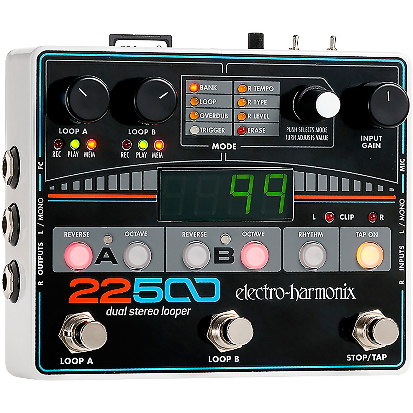 Electro-Harmonix 22500 Multi-Track Recording Looper Pedal thumbnail