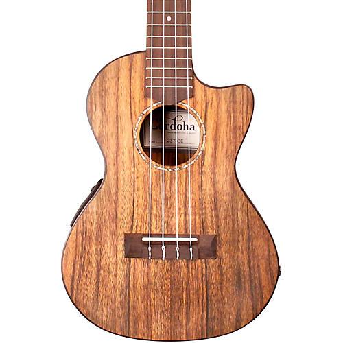 Cordoba 23T-CE Tenor Acoustic-Electric Ukulele thumbnail