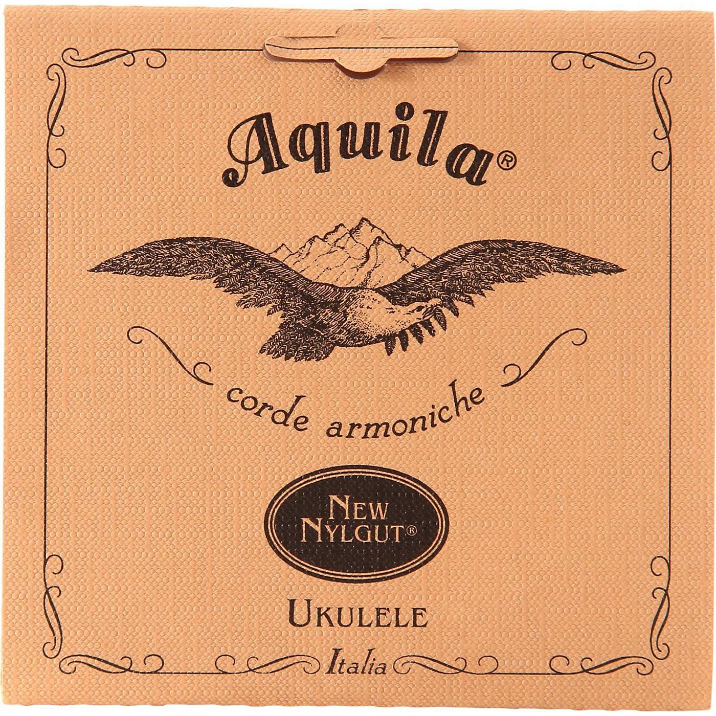 AQUILA 23U High G Tuning Baritone Ukulele Strings thumbnail