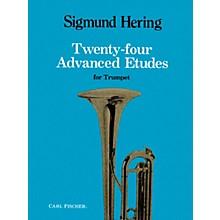 Carl Fischer 24 Advanced Etudes for Trumpet