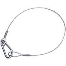 "American DJ 24"" Safety Cable Rated at 60 lb."