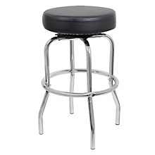 Proline 24 in. Faux Leather Guitar Stool