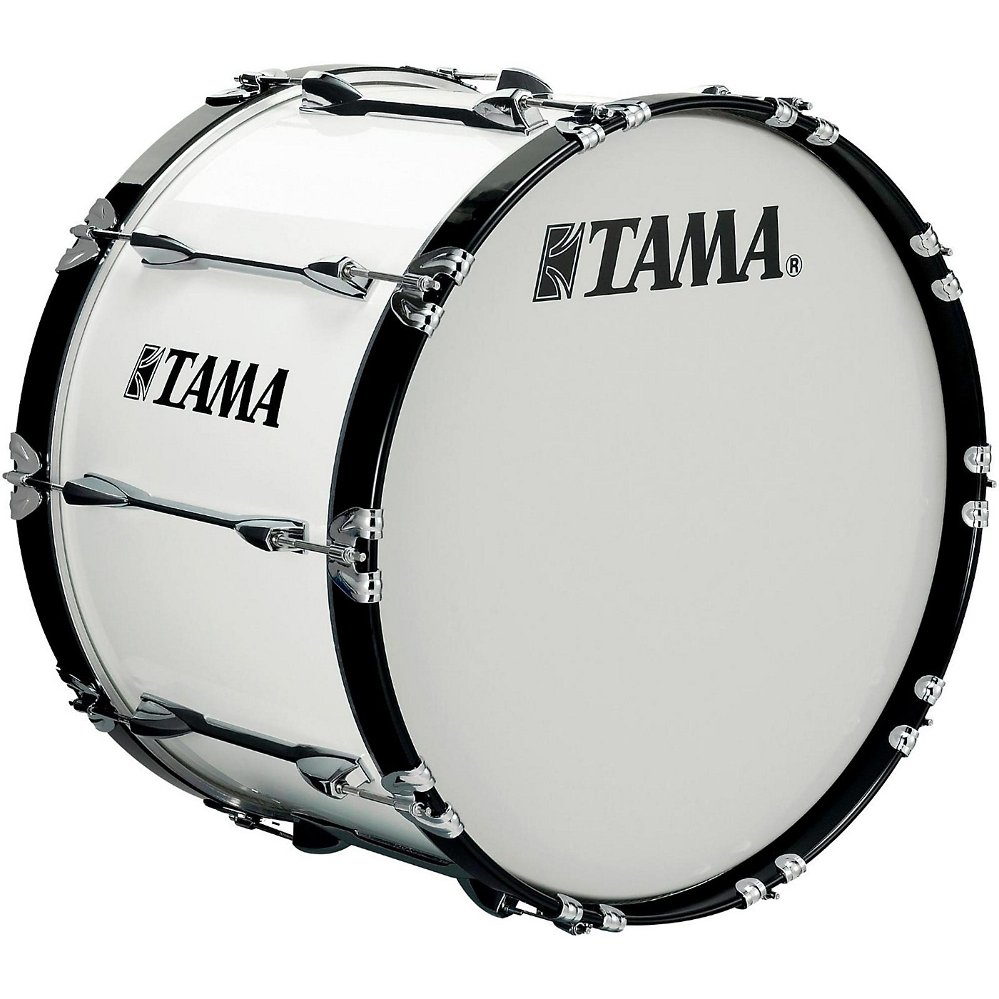 Tama Marching 24 x 14 in. Starlight Marching Bass Drum with Carrier thumbnail