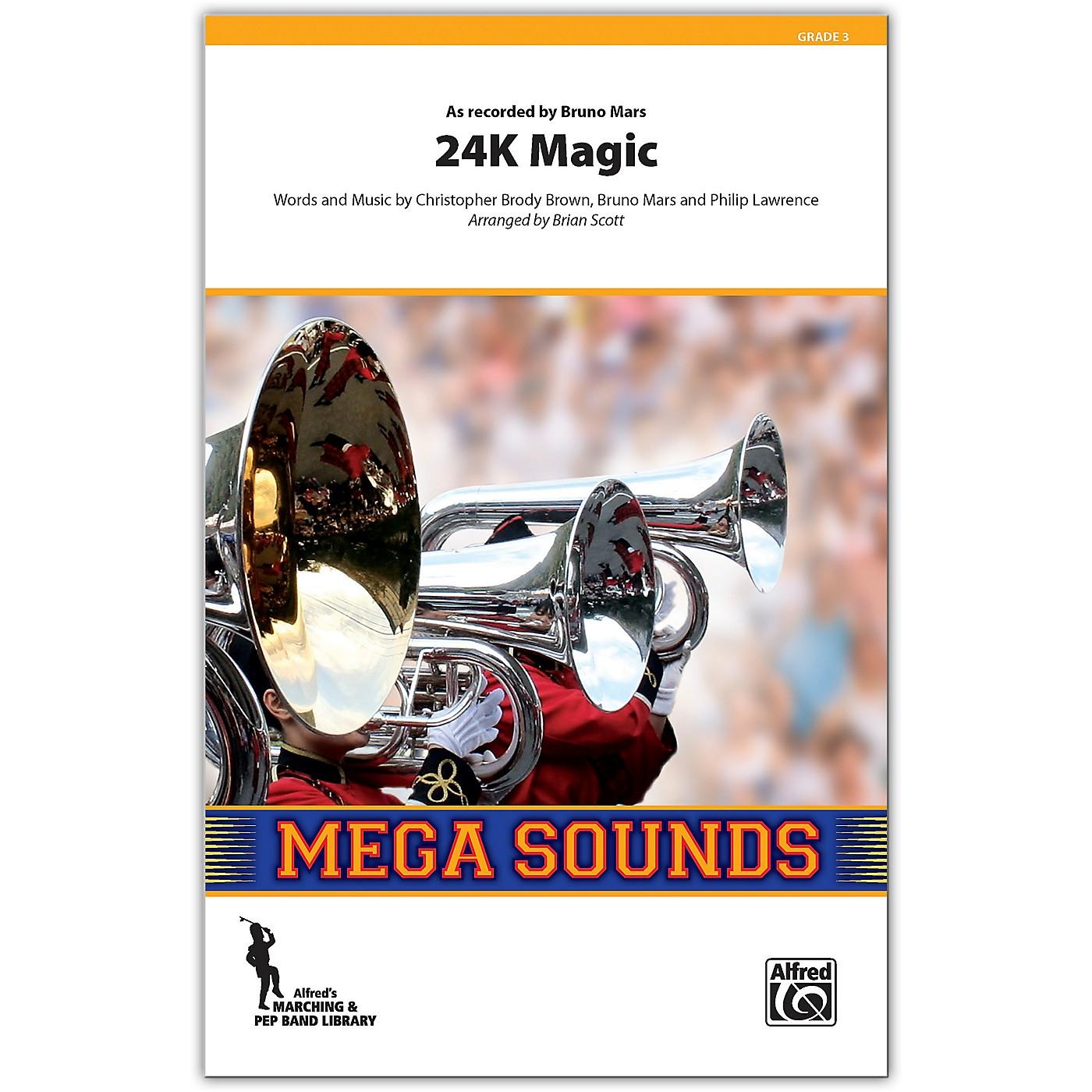 Alfred 24K Magic 3 (Medium) thumbnail