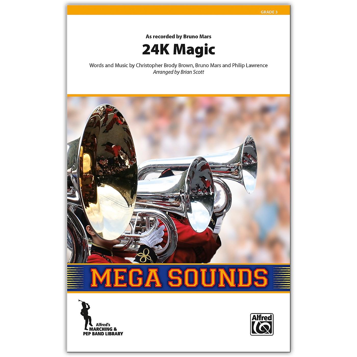 Alfred 24K Magic Conductor Score 3 (Medium) thumbnail