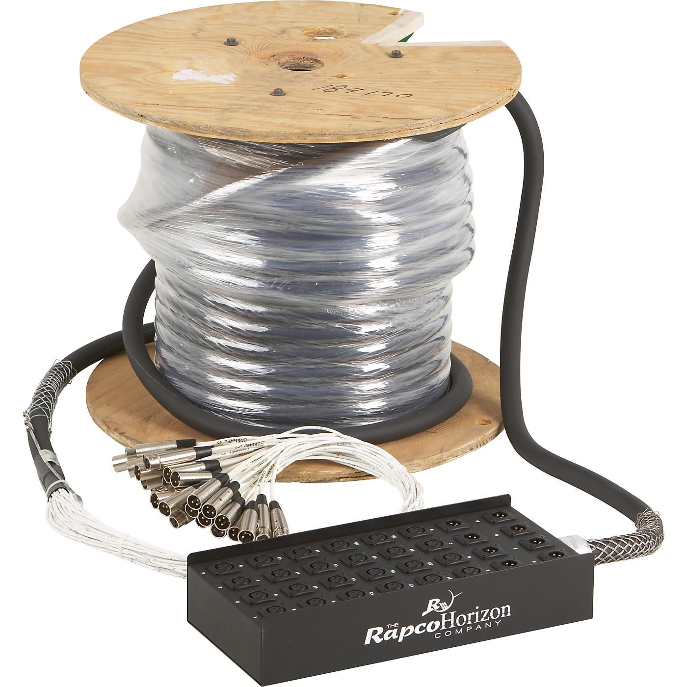 Rapco Horizon 24X8 XLR Fan-Box Snake thumbnail