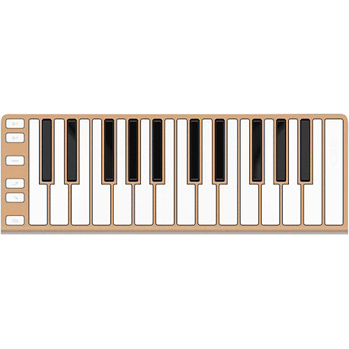 CME 25 Key Mobile Keyboard Controller thumbnail