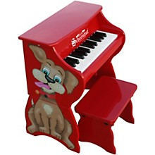 Schoenhut 25-Key Toy Piano with Bench