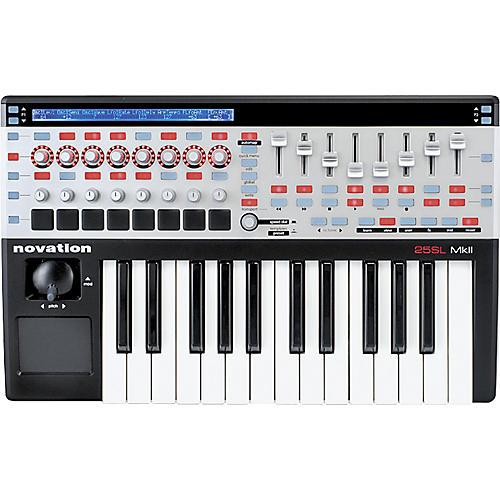 Novation 25 SL MkII Keyboard Controller-thumbnail