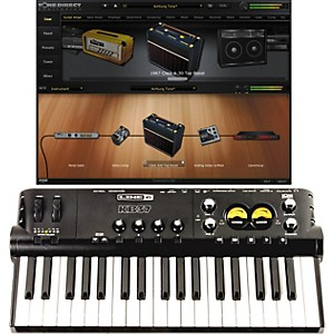Line 6 POD Studio KB37 USB Audio Interface with POD Farm Plug-in