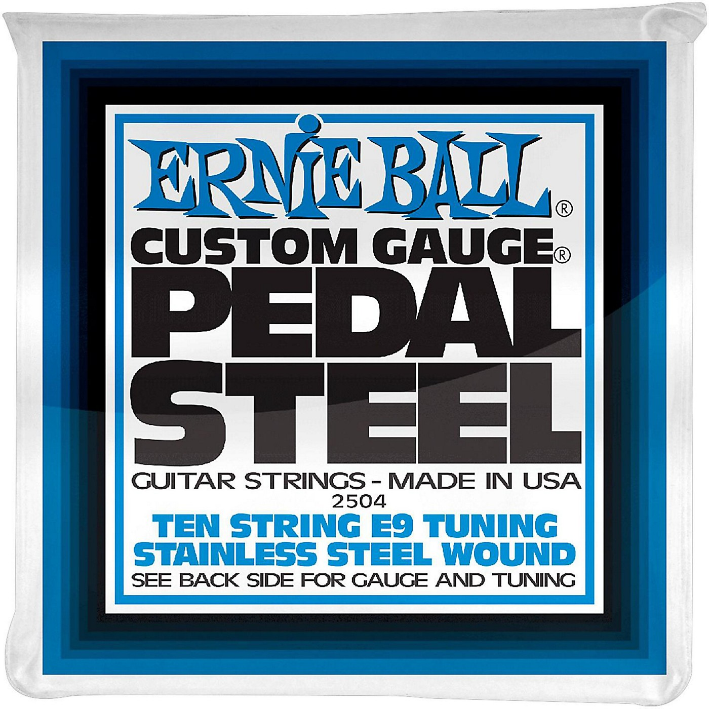 Ernie Ball 2504 10-String E9 Pedal Steel Guitar Strings thumbnail