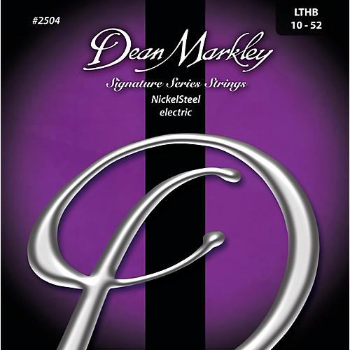 Dean Markley 2504 LTHB NickelSteel Electric Guitar Strings thumbnail