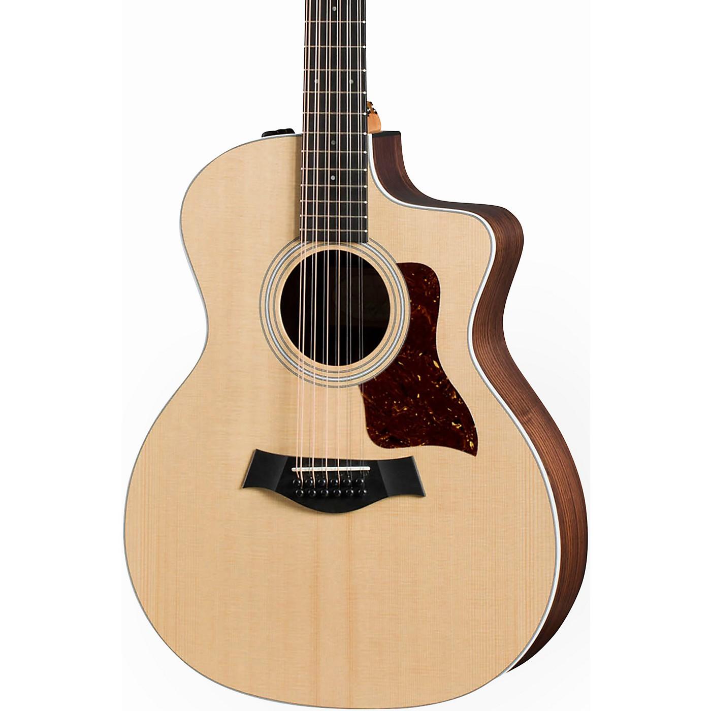 Taylor 254ce Grand Auditorium 12-String Acoustic-Electric Guitar thumbnail