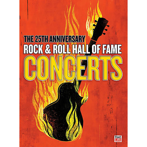 WEA 25th Anniversary Rock & Roll Hall of Fame Concerts 3 DVD Set-thumbnail