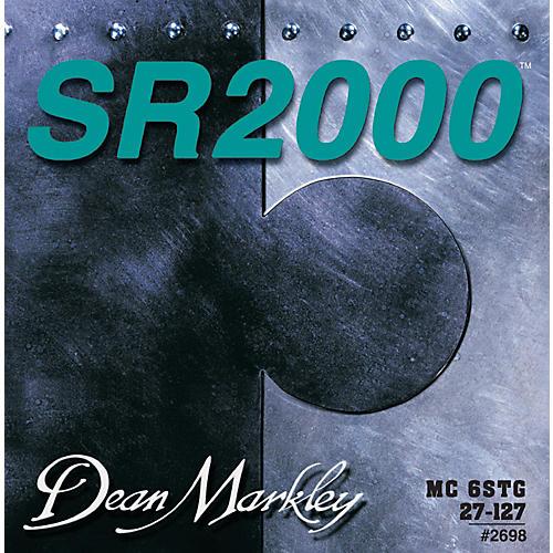 Dean Markley 2698 SR2000 6-String Bass Strings thumbnail