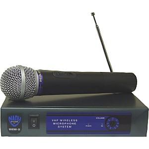 Nady DKW-3 Handheld Wireless System Ch R