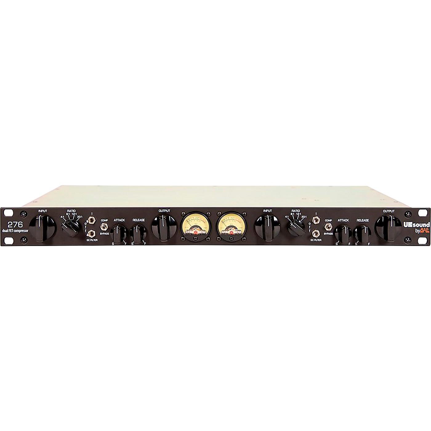 UK Sound 276 Dual Channel FET Compressor thumbnail