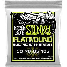 Ernie Ball 2812 Regular Slinky Flatwound Bass Strings