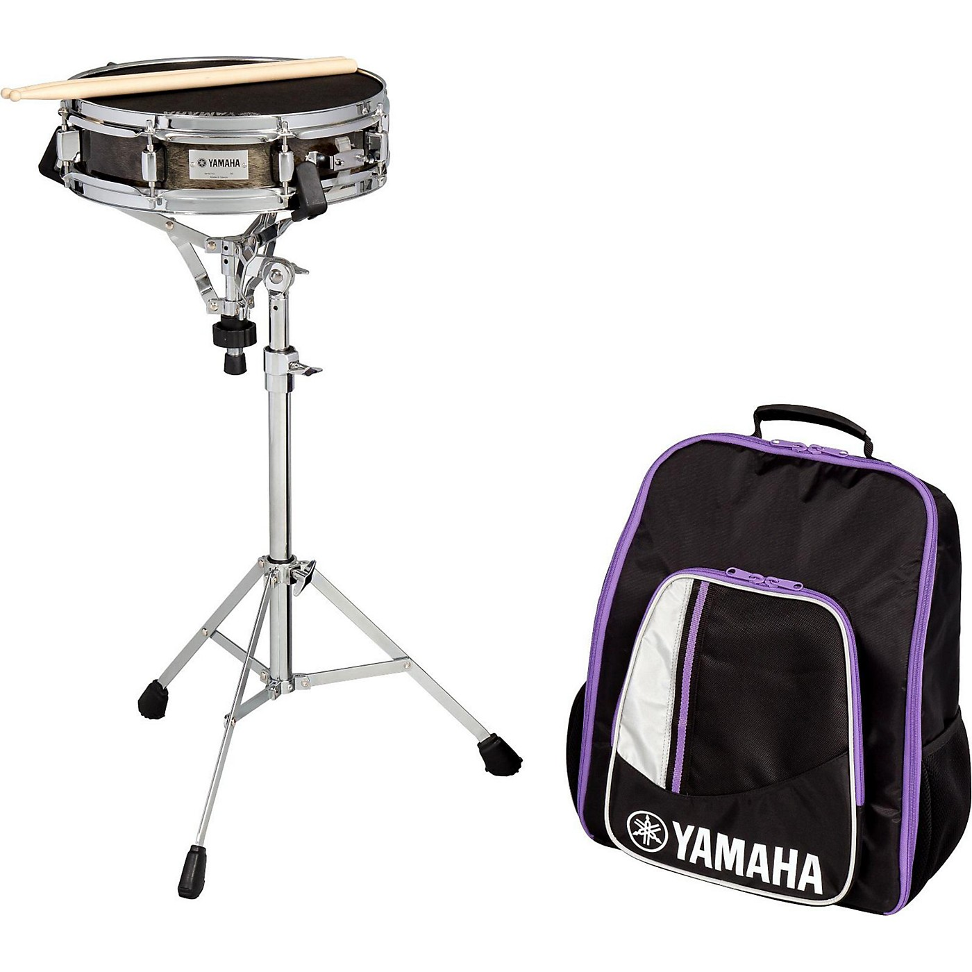 Yamaha 285 Series Mini Snare Kit with Backpack thumbnail