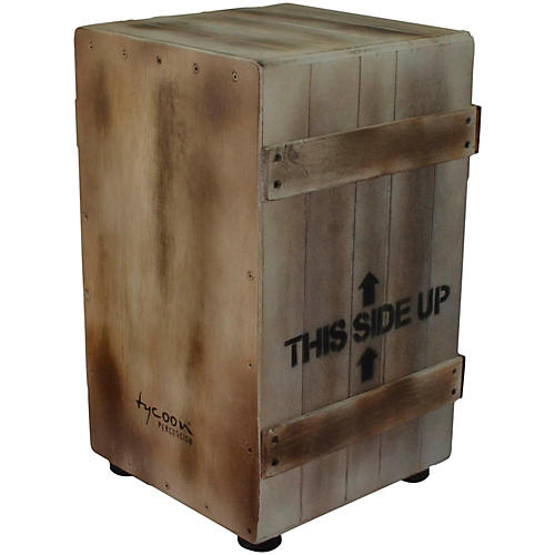 Tycoon Percussion 29 Series 2nd Generation Crate Cajon thumbnail