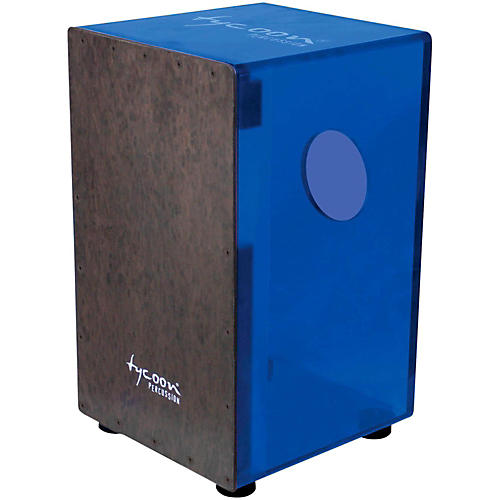 Tycoon Percussion 29 Series Acrylic Cajon thumbnail
