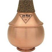 Jo-Ral Copper Bubble Mute, Gifts for trumpet players