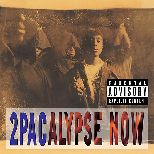 Universal Music Group 2Pac - 2Pacalypse Now [2LP] thumbnail