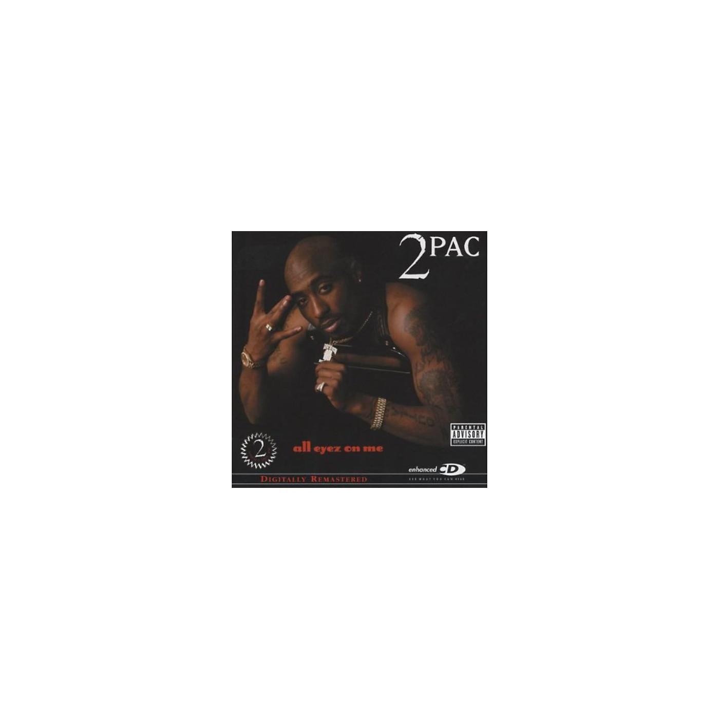 Alliance 2Pac - All Eyez on Me (CD) thumbnail