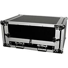 ProX 2U Rack x 13U Top Mixer DJ Combo Flight Case with Laptop Shelf